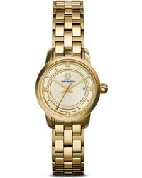 Tory Burch The Tory Watch, 28Mm - Lyst