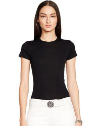 Ralph Lauren Black Label Black Hope Tee - Lyst