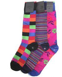 Duchamp Artist Sock Set - Lyst