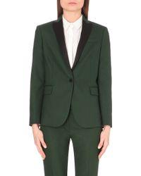 Joseph Savoy Wool-Stretch Jacket - For Women - Lyst