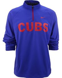 Nike Mens Chicago Cubs Hot Corner Jacket - Lyst