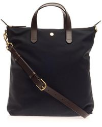Mismo Nylon Shopper Bag - Lyst