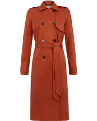 Hobbs Gold Coast Trench - Lyst