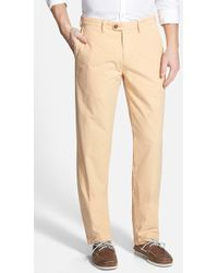 Tommy Bahama 'Del Chino' Pants beige - Lyst