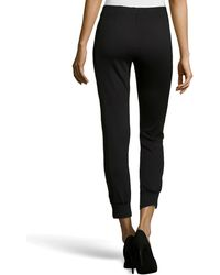 Halston Heritage Tapered Ponte Sweatpants - Lyst