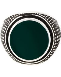 Eleventy - Round Sovereign Ring - Lyst