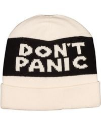 Marc By Marc Jacobs Don'T Panic Beanie - Lyst