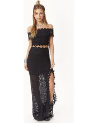 Nightcap Florence Lace 2 Piece Dress - Lyst