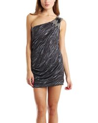 Cut25 Cut 25 One Shoulder Dress - Lyst