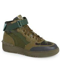 Valentino Men'S High Top Sneaker - Lyst
