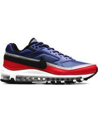 Lyst - Nike Air Max 97 Ty in Blue for Men fa106b27e0d6