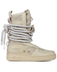 Nike - Women's Sf Air Force 1 Hi Boot - Lyst