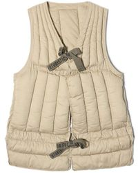 Human Made - Padded Vest - Lyst