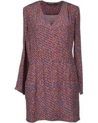 Antik Batik B Short Dress - Lyst