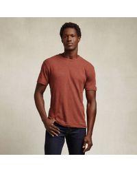 Todd Snyder X Champion Crimson T-Shirt brown - Lyst