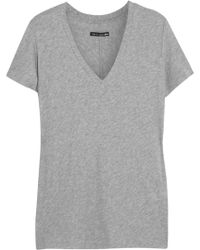 Rag & Bone The Jackson Cotton-Jersey T-Shirt - Lyst
