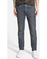 Diesel 'Sleenker' Skinny Fit Jeans - Lyst