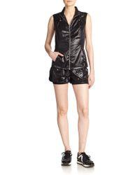 Koral Activewear Zip-Up Vest - Lyst