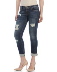 Eunina - Relaxed Skinny Jeans - Lyst