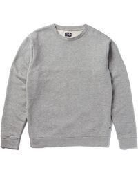 Cheap Monday Sweatshirt In Fleece - Lyst