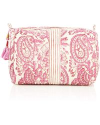 TOPSHOP - Key To Freedom Makeup Bag - Lyst