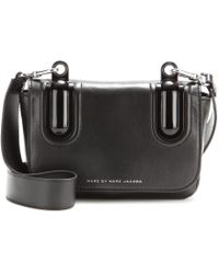 Marc By Marc Jacobs Bond Leather Shoulder Bag - Lyst