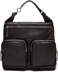 Marni B Leather Backpack - Lyst