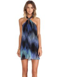 Rory Beca Dayglo Halter Dress - Lyst