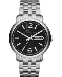 Marc By Marc Jacobs Mens Fergus Stainless Steel Bracelet Watch 42mm - Lyst