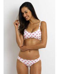 Lisa Marie Fernandez - Genevieve Bikini Polka Dot - Lyst