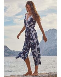4ce07fe9ead Lyst - Women s Seafolly Full-length jumpsuits On Sale