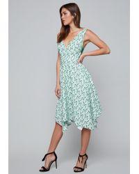 Bebe - Antoinette Eyelet Dress - Lyst