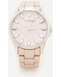 Bebe - Petal Matte Watch - Lyst