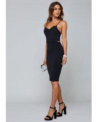 61cefd68d20a Tc Fine Intimates - Lace Back Party Dress - Lyst