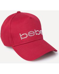 Bebe - Logo Baseball Cap - Lyst