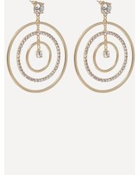 Bebe - Multi-hoop Earrings - Lyst