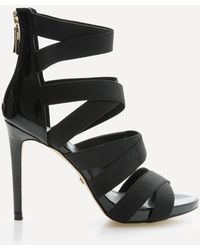 Bebe - Peri Bandage Strap Sandals - Lyst