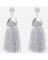 Bebe - Tassel Earrings - Lyst