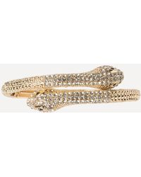 Bebe - Snake Wrap Bracelet - Lyst