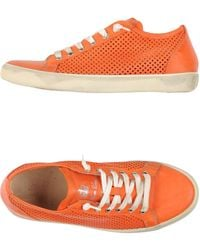 Leather Crown | Low-tops & Trainers | Lyst
