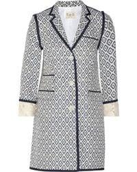 Sea Cotton-blend Tweed Jacket - Lyst