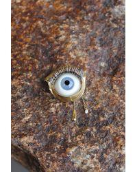 Beatriz Palacios - Eye Brooch - Lyst