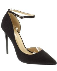 Glamorous - Fw2619 Ankle Strap Heels - Lyst