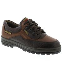 Mephisto - Barracuda Brown Men's Lace Up Shoes - Lyst