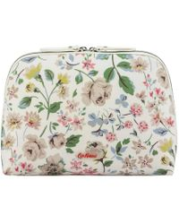 Cath Kidston - Curved Top Wash Bag - Lyst
