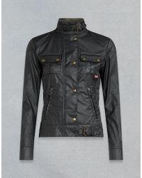 Belstaff - Gangster Jacket - Lyst