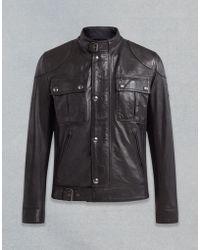 Belstaff - Gangster 2.0 Jacket - Lyst
