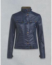 Belstaff - Gangster Waxed Jacket - Lyst