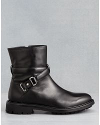 Belstaff - Rider Boots - Lyst