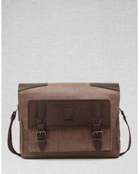 Belstaff - Citymaster Messenger Bag - Lyst